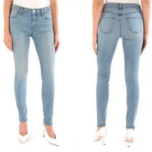 J Brand Skinny Leg Jeans Beaut Blue Size 28